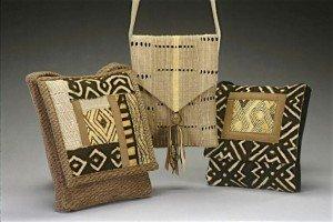 Three purses by Viki Dyan.