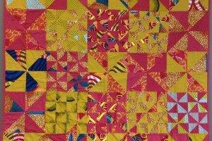 Quilt by Brigit Pitcairn