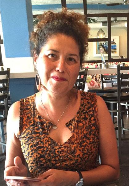 Latin American expert Claudia Avila