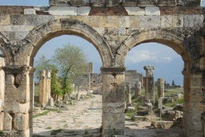 Hieropolis, Turkey