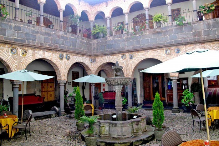 Hotel Marqueses in Cuzco