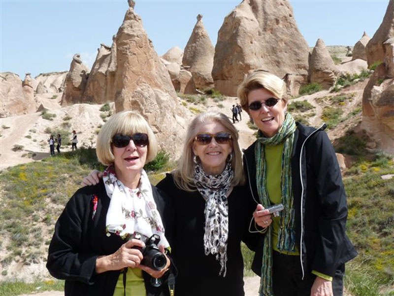Happy Cappadocia travelers!