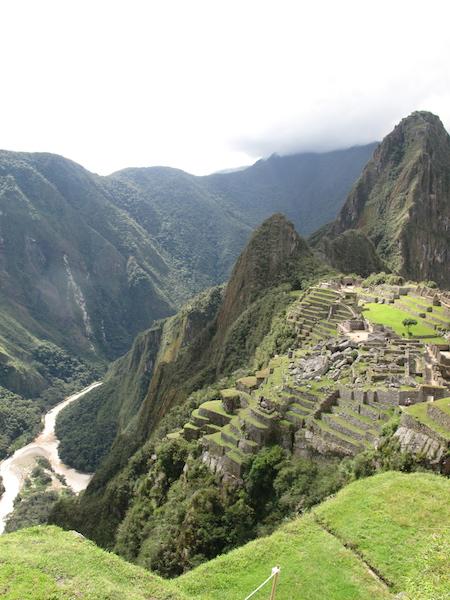 Machu Picchu LOW