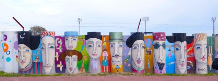 Street art Colonia 2016