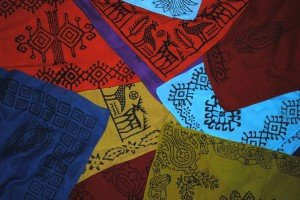 BTSA group scarves