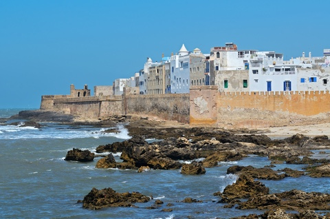 Seaside Essaouira, Morocco