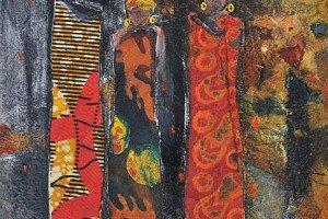 Fulani women. Jean H.